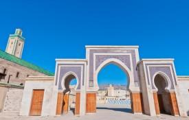 De poorten van de Medina