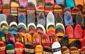 Winkelen in Fez