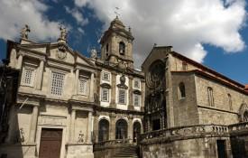 De kerk Igreja de São Fransisco