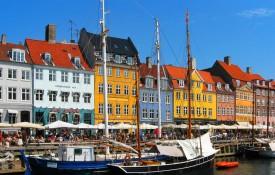 De haven Nyhavn