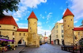 De oude stad Vanalinn