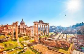 Het Forum Romanum