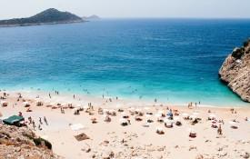 De stranden van Antalya