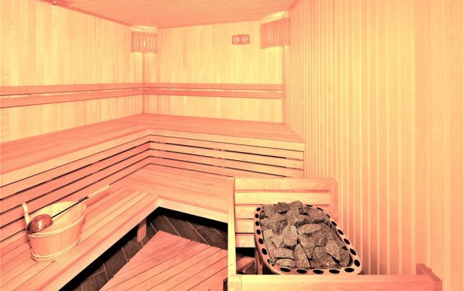 Wellton Riga Hotel & Spa - Sauna