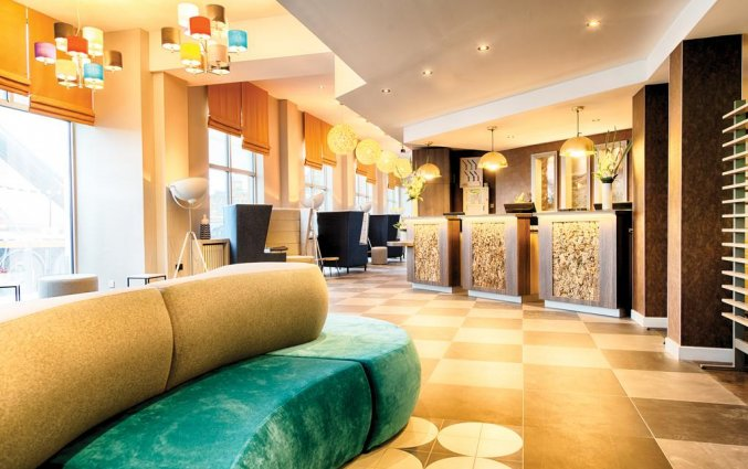 Leonardo Royal Edinburgh Haymarket - Lobby