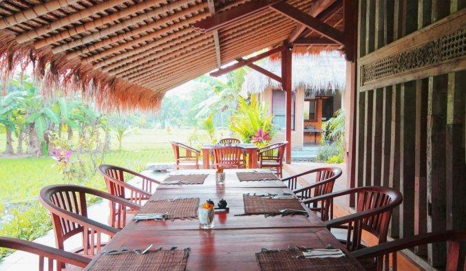 Sapulidi Resort Spa & Gallery - Restaurant
