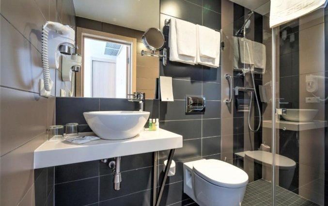 Badkamer van Wellton Centrum Hotel en Spa in Riga