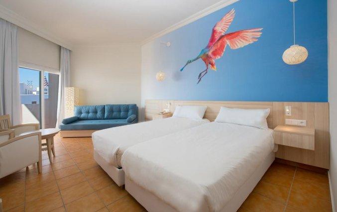 slaapkamer van hotel Iberostar Founty Beach in Agadir