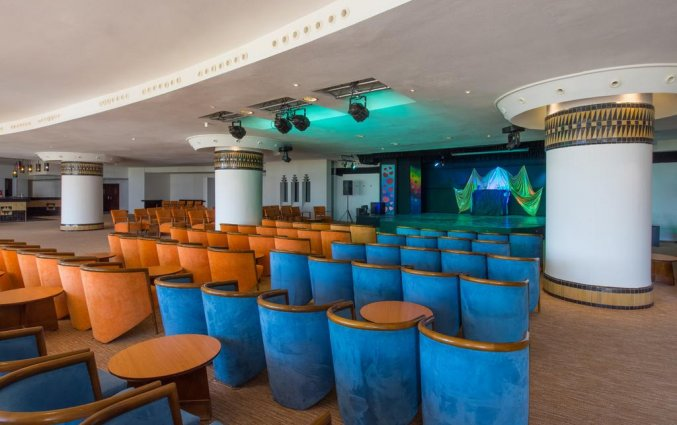 Theater van hotel Iberostar Founty Beach in Agadir