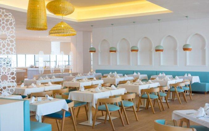 Eetzaal van hotel Iberostar Founty Beach in Agadir