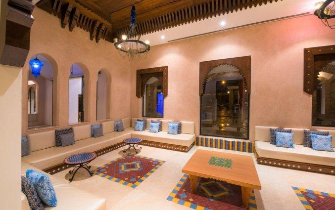 Lounge van hotel Iberostar Founty Beach in Agadir