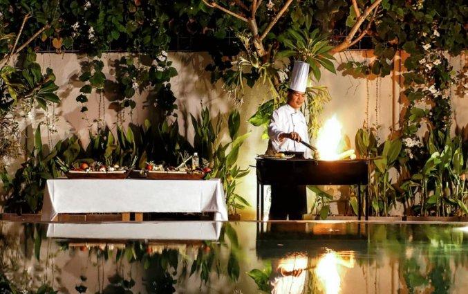 Entertainment van Tonys Villas & Resort op Bali
