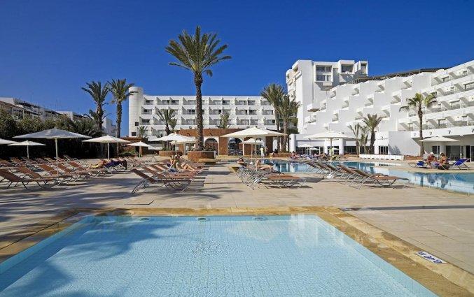 Zwembad van hotel Atlas Amadil Beach Aqua Sun in Agadir