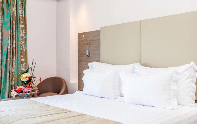 Slaapkamer van hotel Atlas Amadil Beach Aqua Sun in Agadir