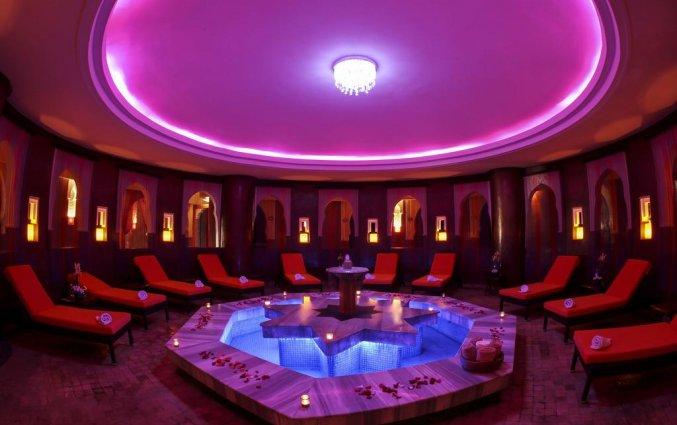 Hamam van hotel Atlas Amadil Beach Aqua Sun in Agadir