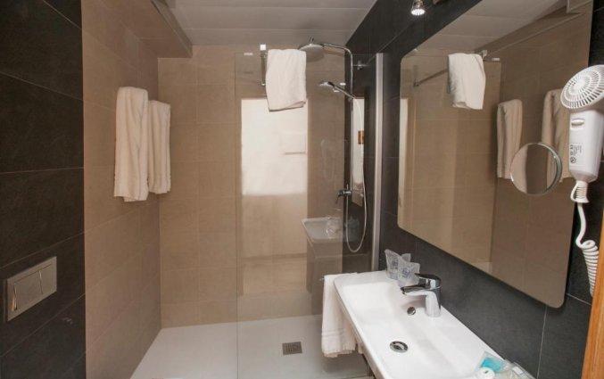 Badkamer van hotel Villa Flamenca in Nerja