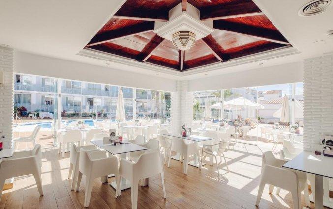Restaurant van hotel Villa Flamenca in Nerja