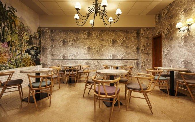 Lounge van hotel Villa Flamenca in Nerja