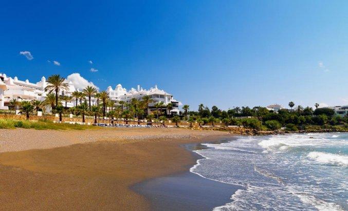 Strand hotel H10 Estepona Palace in Costa Del Sol