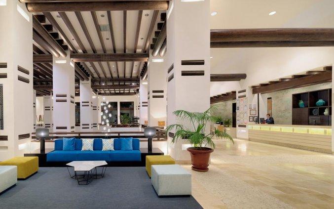 Lounge hotel H10 Estepona Palace in Costa Del Sol