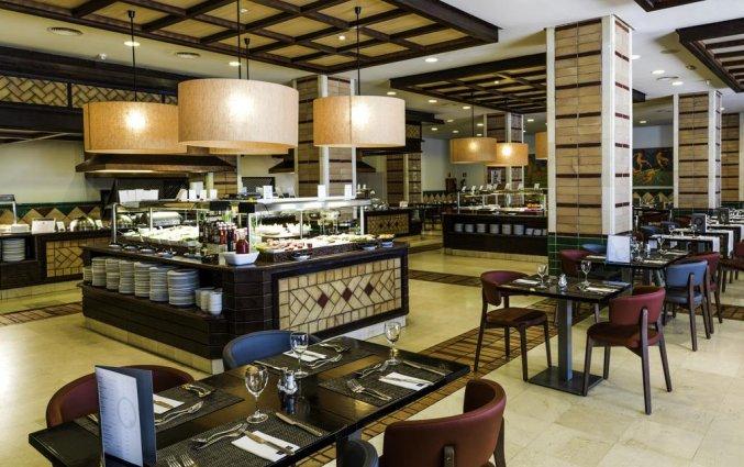 Restaurant hotel H10 Estepona Palace in Costa Del Sol