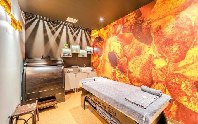 Massageruimte van Hotel Wellton Riverside Spa in Riga