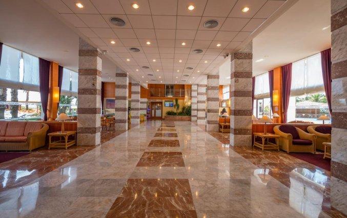 Lounge van hotel Golden Taurus Aquapark in Costa Brava