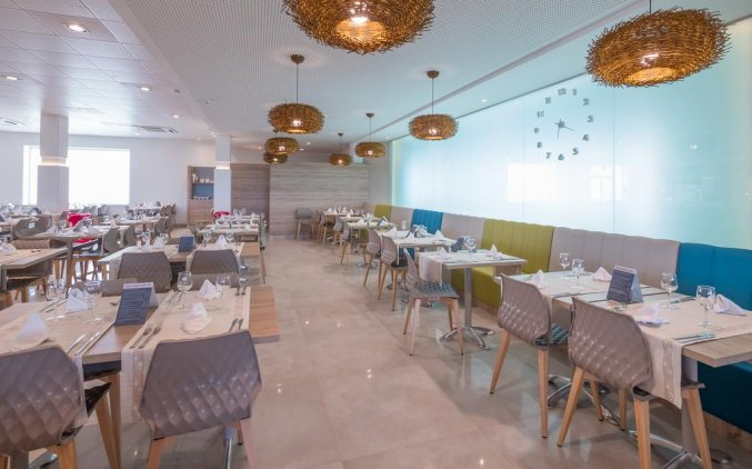 Restaurant van hotel Golden Taurus Aquapark in Costa Brava