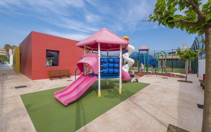 Speeltuin van hotel Golden Taurus Aquapark in Costa Brava