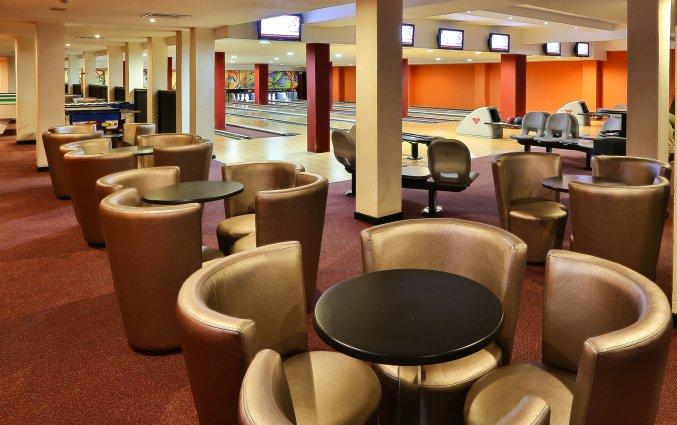 Bowlingbaan van Hotel Opera Plaza in Marrakech