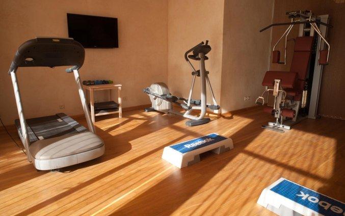 Fitnesszaal van Hotel Tigmiza Suites en Pavillions in Marrakech