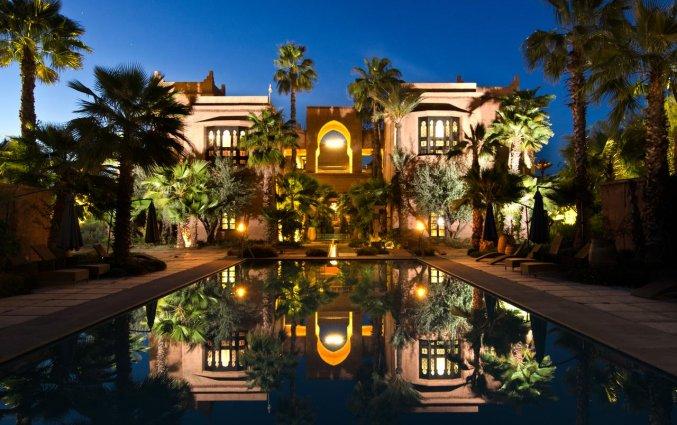 Gebouw van Hotel Tigmiza Suites en Pavillions in Marrakech