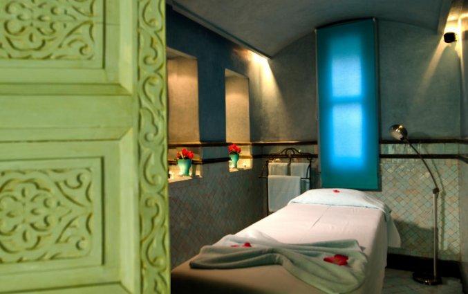 Massageruimte van Hotel Tigmiza Suites en Pavillions in Marrakech