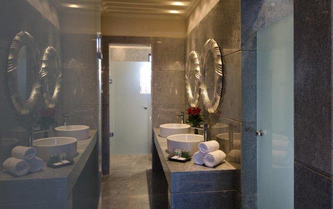 Badkamer van Hotel Tigmiza Suites en Pavillions in Marrakech