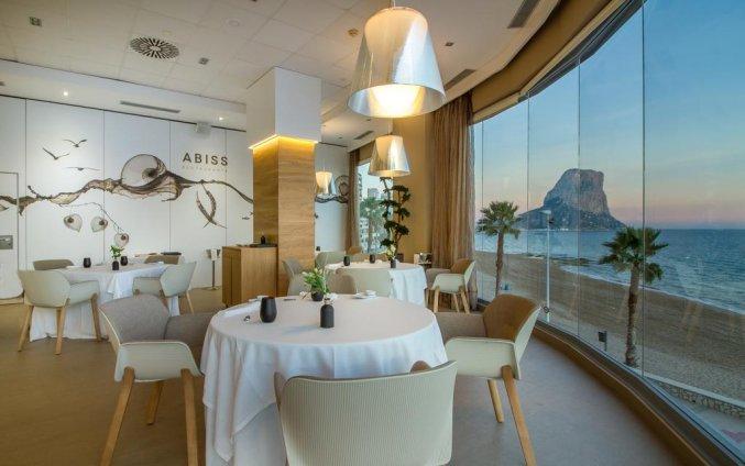 Restaurant van hotel Gran Hotel Sol y Mar in Alicante