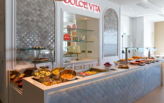 Buffet van hotel Gran Hotel Sol y Mar in Alicante