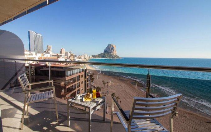 Uitzicht van hotel Gran Hotel Sol y Mar in Alicante