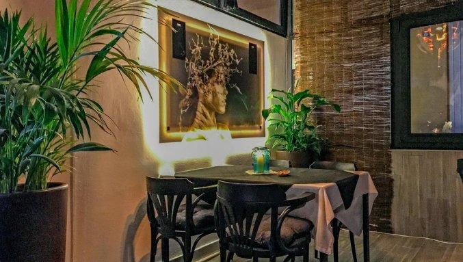 Restaurant van hotel Lloyds Beach Club in Alicante