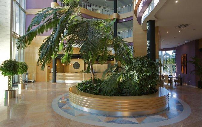 Openbare ruimte van hotel Albir Playa inAlicante