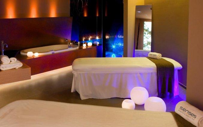 Massage van hotel Albir Playa inAlicante
