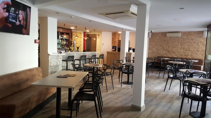 Restaurant van hotel Queens by Mc - Only Adults in Alicante