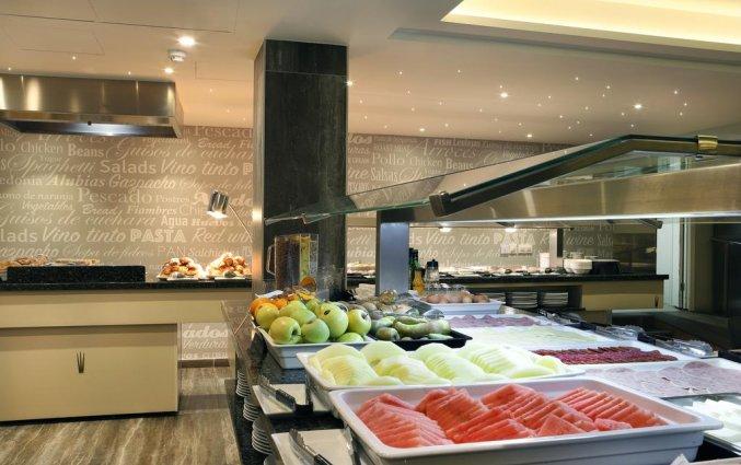 Buffet van hotel Alameda in Alicante