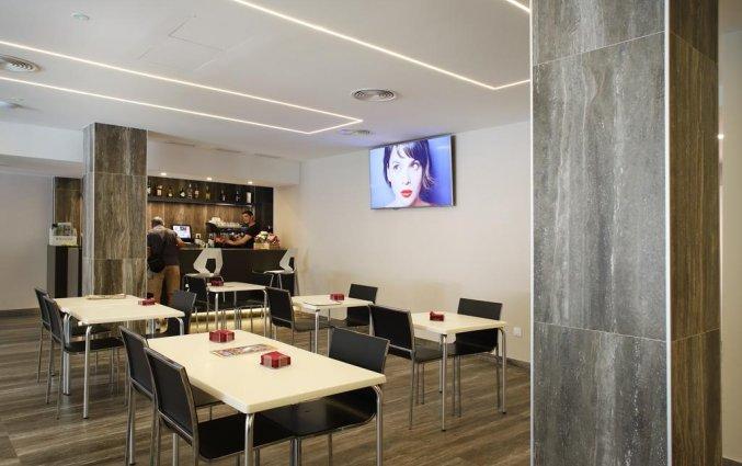 Restaurant van hotel Alameda in Alicante