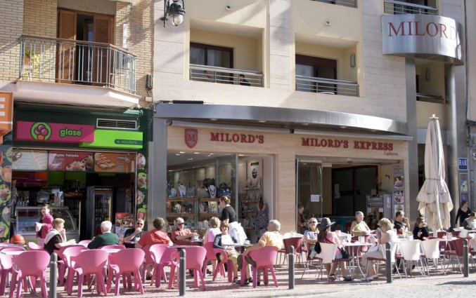 Hotel Milord's Suites in Alicante