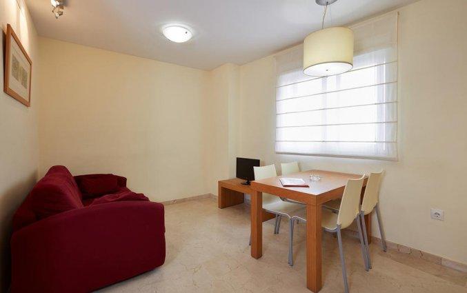 Kamer van hotel Milord's Suites in Alicante