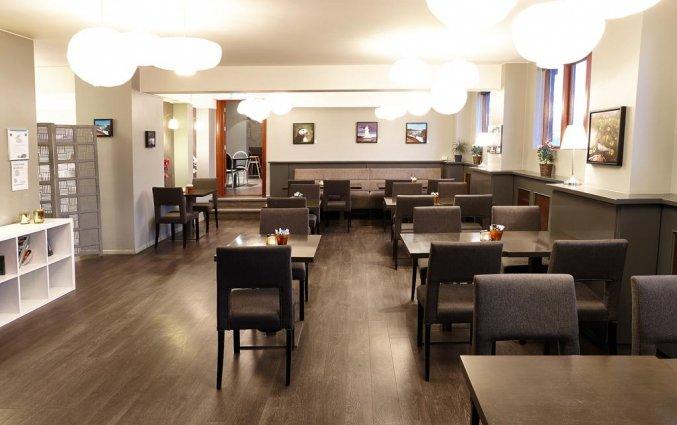 Restaurant van hotel Fosshotel Baron in Reykjavik