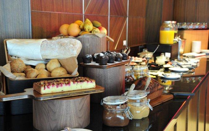 Buffet van hotel Hugo's Boutiquein Malta