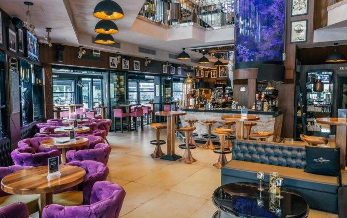 Restaurant van hotel Hugo's Boutiquein Malta