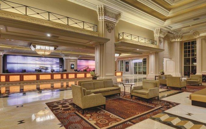 Lobby van resort Mandalay Bay and Casino