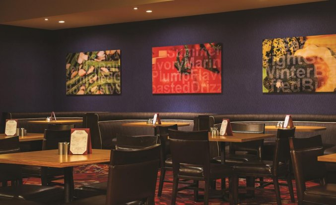 Restaurant van hotel Excalibur resort and Casino